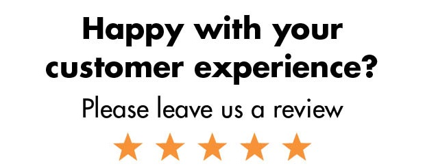 Review Us on Google & Yelp