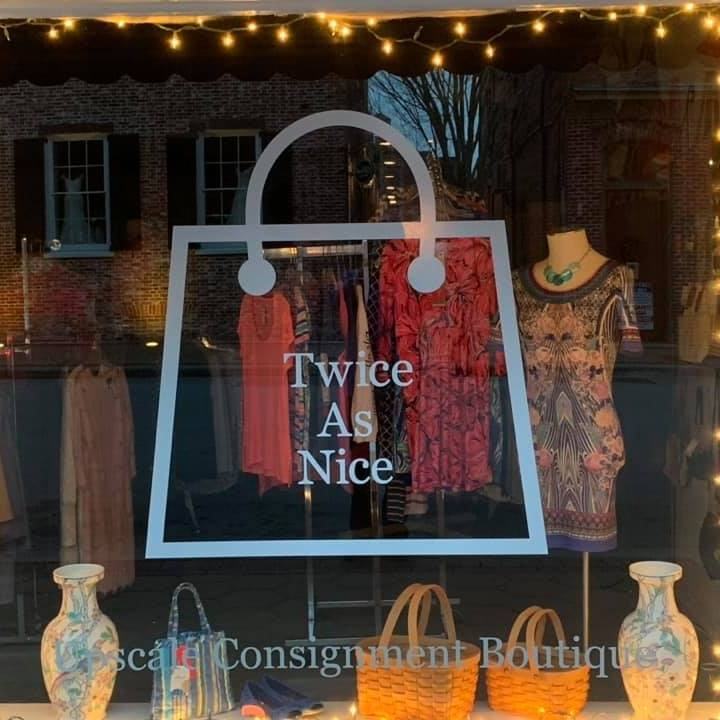 Twice as Nice store front