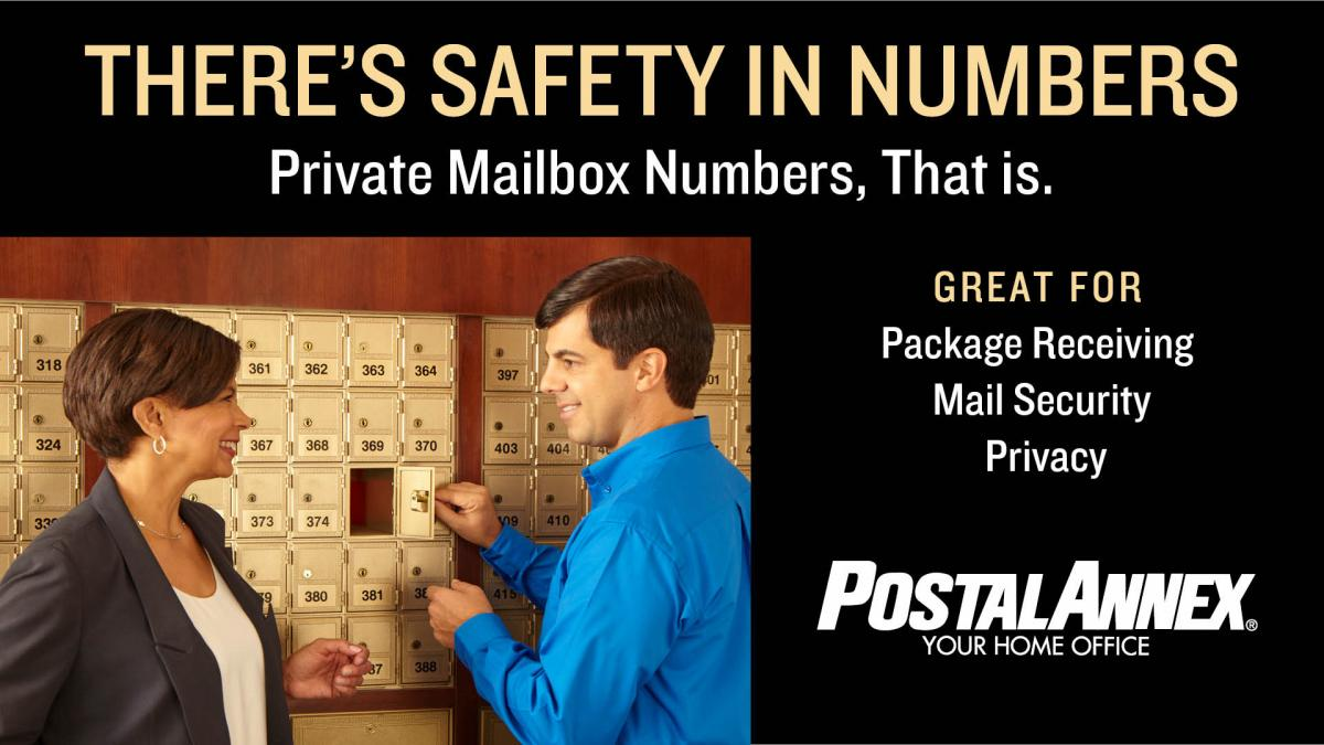 Private Mailbox Rental