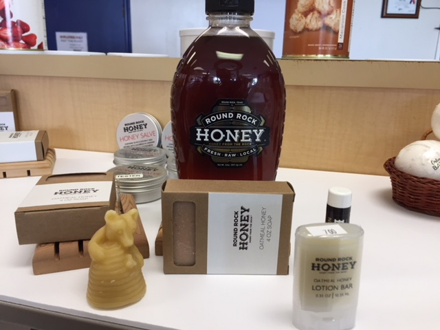 Round Rock Honey Products.