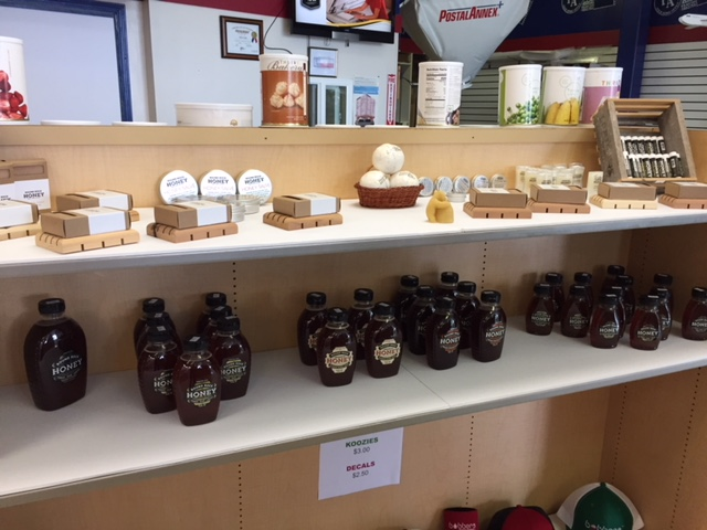 Also Offering Round Rock Honey Bath & Body Products