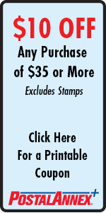 PostalAnnex+ of Rancho Palos Verdes - Get $10 Off $35 Purchase