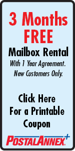 3 Month Free Mailbox Coupon