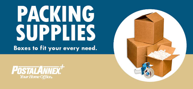 PostalAnnex+ Corpus Christi TX Packing & Shipping Supplies