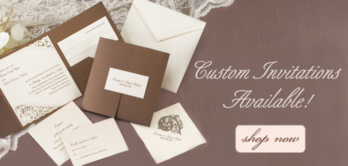 Order Custom Invitations Online
