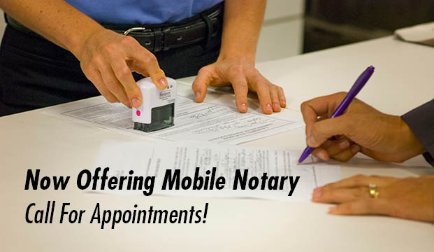 PostalAnnex Knoxville TN Mobile Notary Services