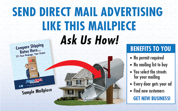 Direct Mailing Services at PostalAnnex+ in Azusa, CA