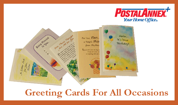 PostalAnnex+ Spokane WA Gifts Greeting Cards