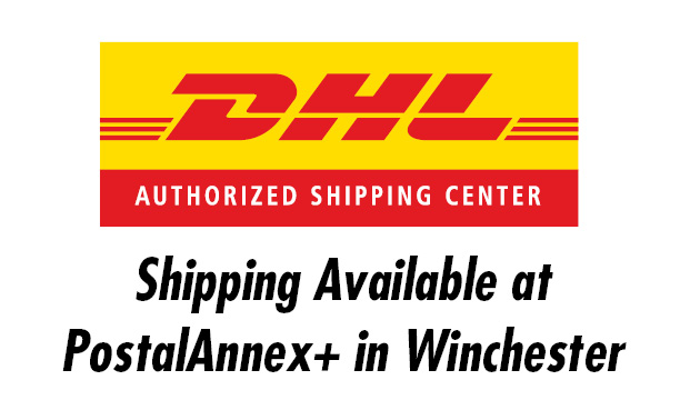 PostalAnnex+ Winchester DHL Shipping Services