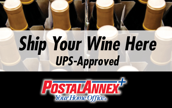 Wine Shipping at PostalAnnex+