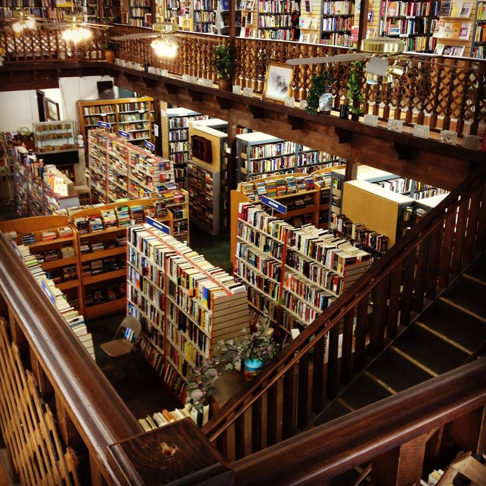 Do You Know Where To Find A Great Selection Of Used Books