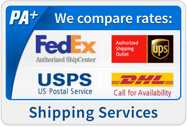 shipping services compare shipping costs