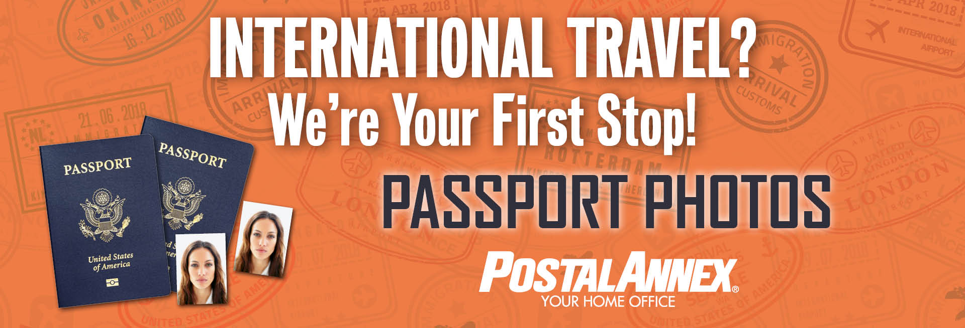 International Travel? We