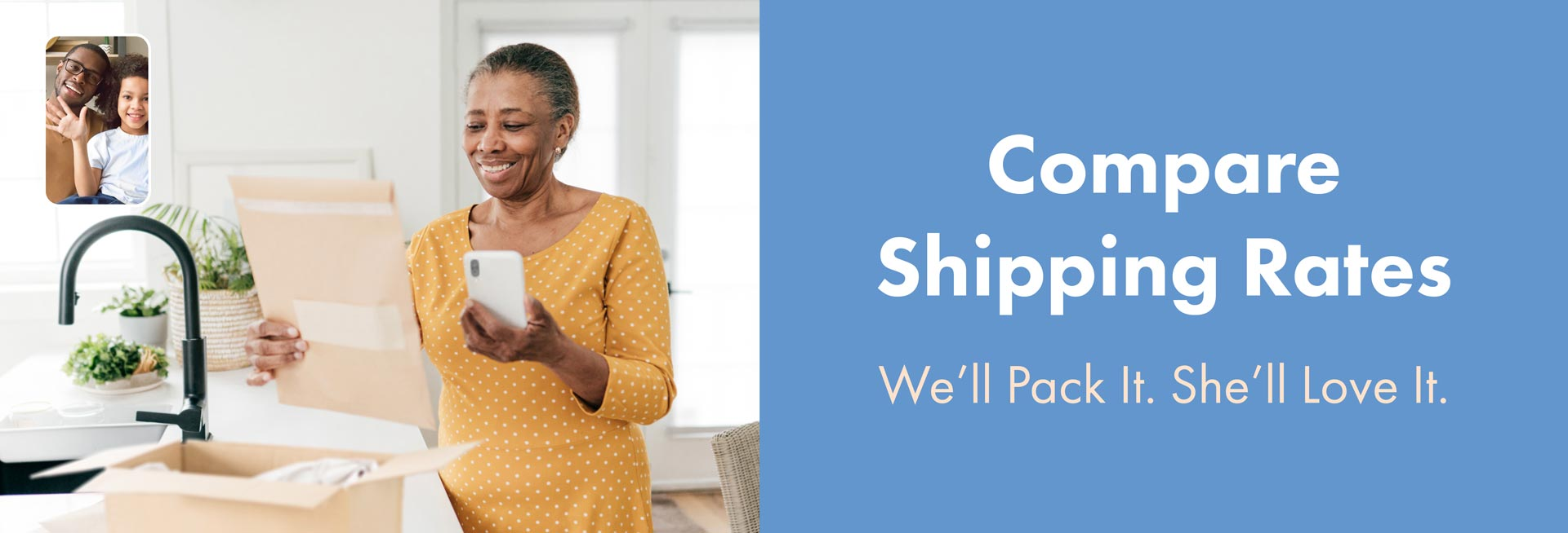 Compare Shipping Rates. We